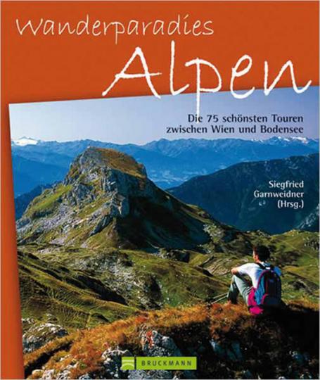 Wanderparadies Alpen.