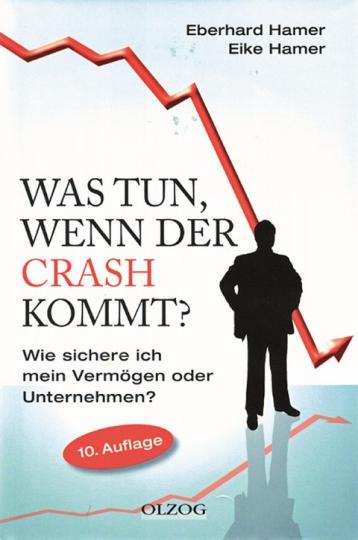 Was tun, wenn der Crash kommt?