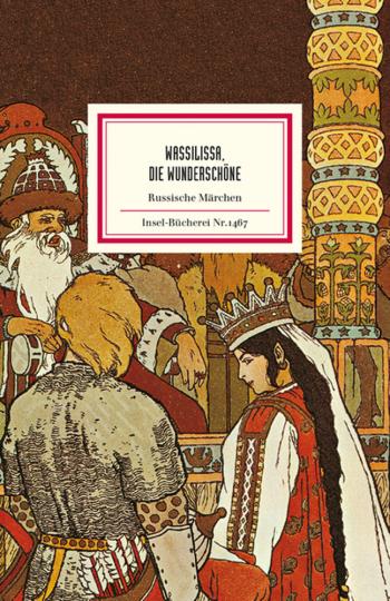 »Wassilissa, die Wunderschöne«. Russische Märchen.