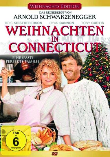 Weihnachten in Connecticut. DVD.