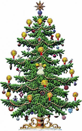 Weihnachtsbaum.