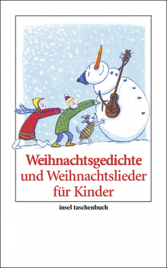Weihnachtsgedichte und Weihnachtslieder für Kinder.