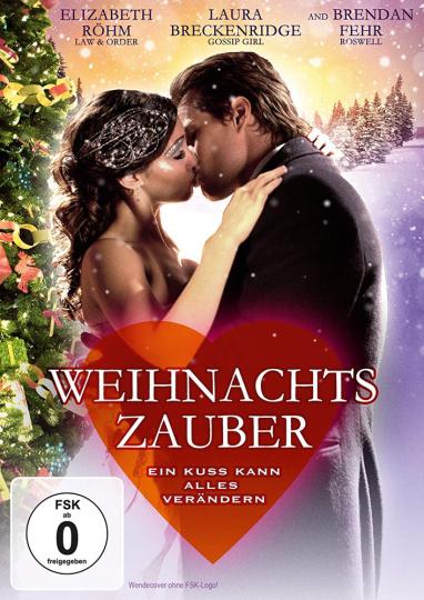 Weihnachtszauber. Ein Kuss kann alles verändern. DVD.