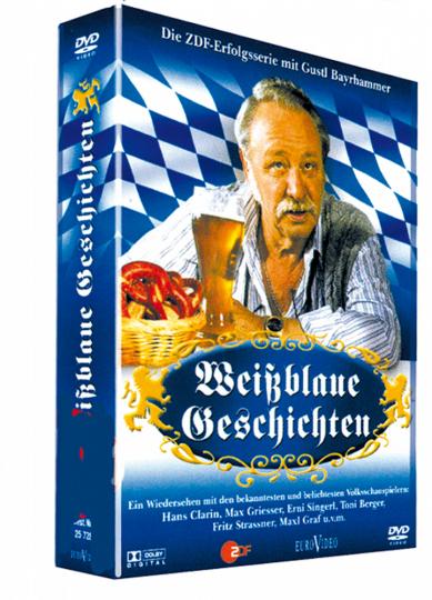 Weißblaue Geschichten Box. 6 DVDs