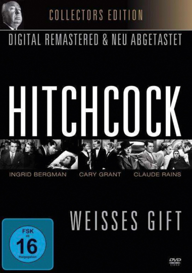 Weisses Gift. DVD.