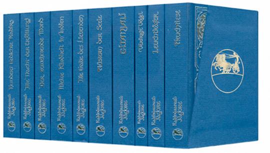 Werke in 10 Bänden - Mini-Ausgabe in Schmuckkassette