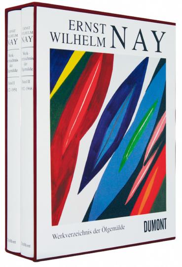 Werkverzeichnis der Ölgemälde 1922-1968 - Teil I u. II im Schuber