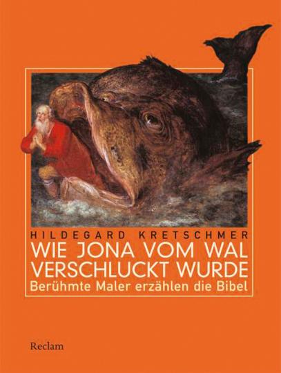 Wie Jona vom Wal verschluckt wurde. Berühmte Maler erzählen die Bibel.