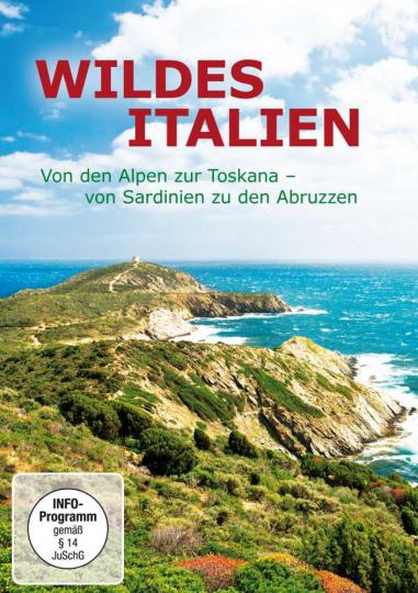 Wildes Italien DVD
