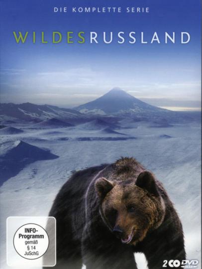 Wildes Rußland DVD
