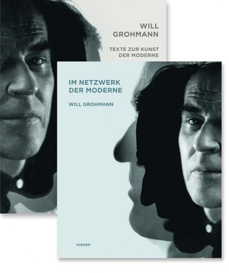 Will Grohmann. Zweibändige Edition.