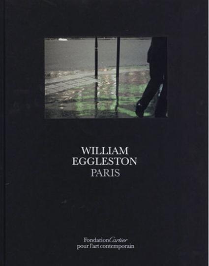 William Eggleston. Paris.