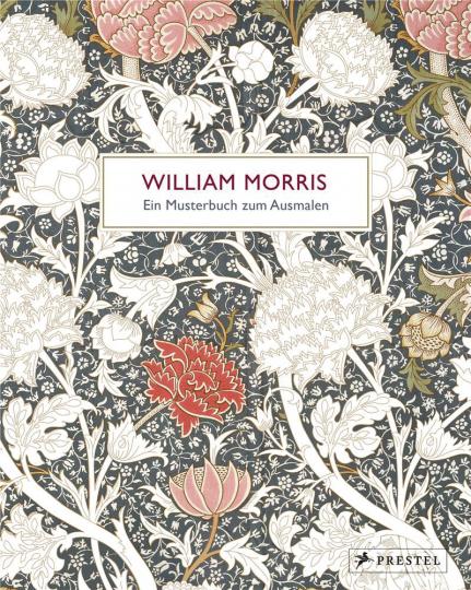 William Morris. Ein Musterbuch zum Ausmalen.