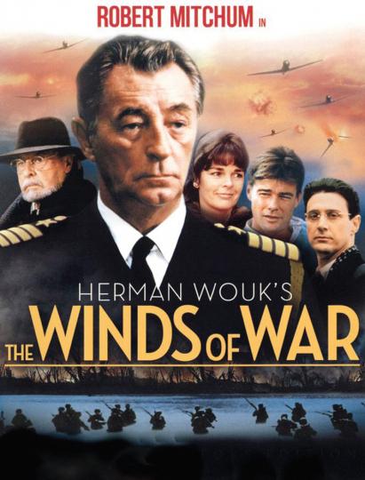 WINDS of WAR - Der Feuersturm 5 DVD