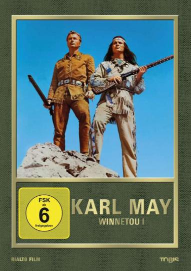 Winnetou I. DVD.