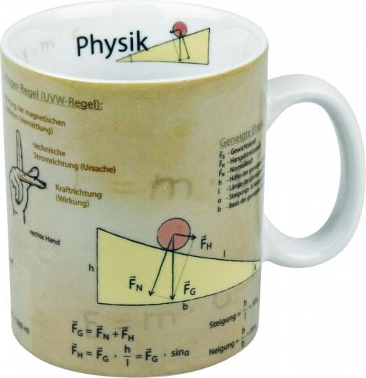 Wissensbecher Physik.