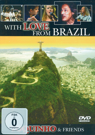 With love from Brazil DVD