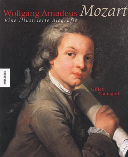 Wolfgang Amadeus Mozart - Eine illustrierte Biografie
