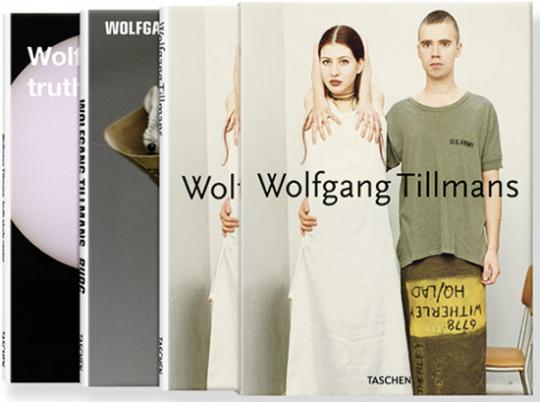 Wolfgang Tillmans. 3 Bände.