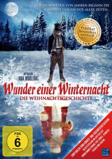 Wunder einer Winternacht. Die Weihnachtsgeschichte. DVD.