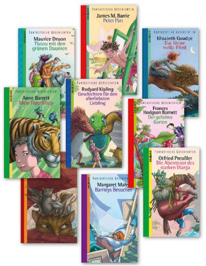 Wunderbare Kindergeschichten. 9 Bände.