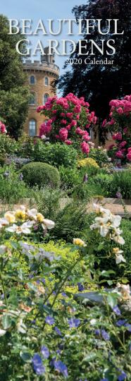 Wunderschöne Gärten. Wandkalender 2020.
