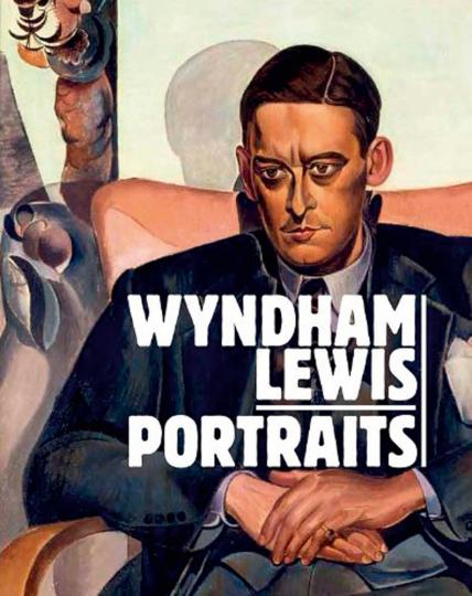 Wyndham Lewis. Portraits.