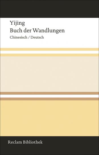 Yijing. Buch der Wandlungen. Chinesisch & Deutsch.