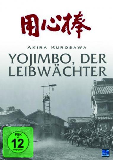 Yojimbo. Der Leibwächter. DVD.