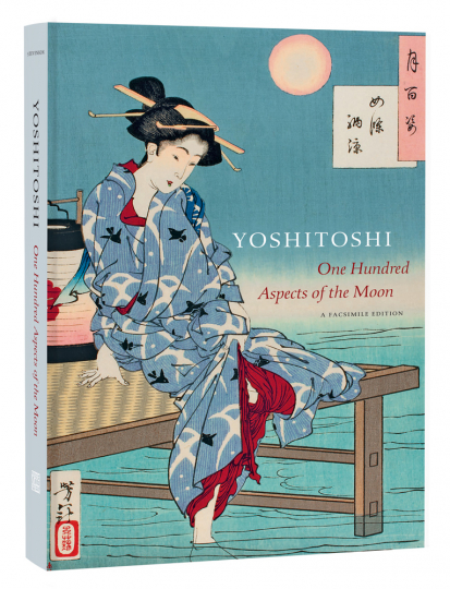 Yoshitoshi. One Hundred Aspects of the Moon. Einhundert Aspekte des Mondes.