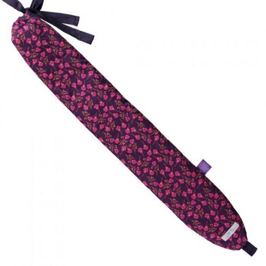 YuYu-Bottle Schlauch-Wärmflasche, violett.