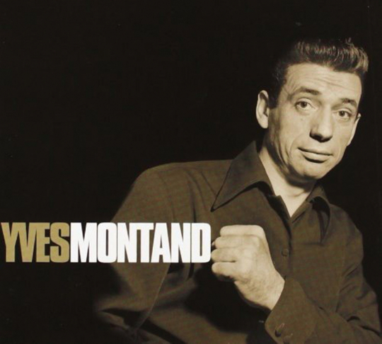 Yves Montand Best of. CD.