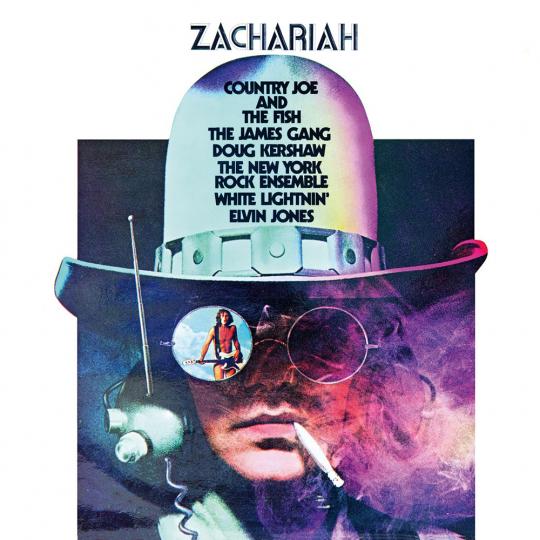 Zachariah. Original Filmmusik. CD.