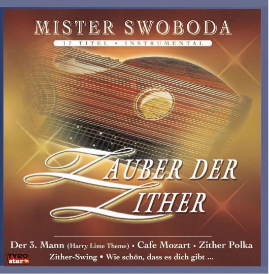 Zauber der Zither 2 CDs