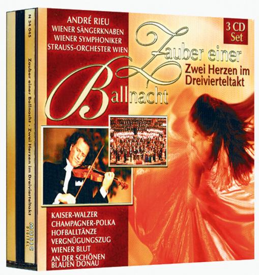 Zauber einer Ballnacht 3 CDs