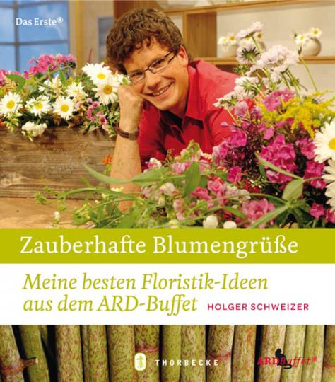 Zauberhafte Blumengrüße.