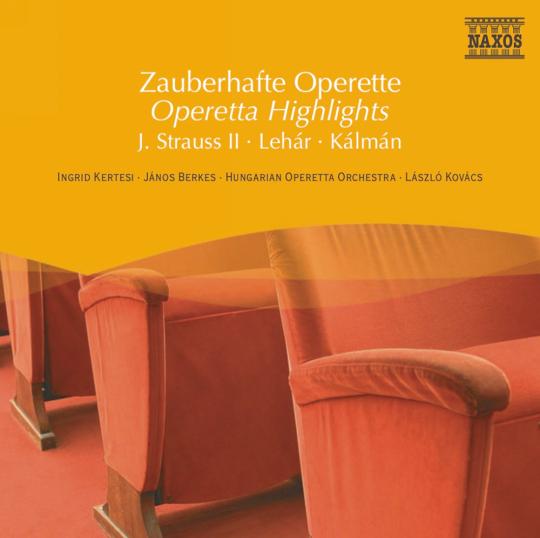 Zauberhafte Operette CD