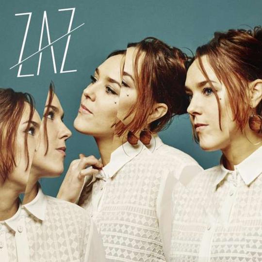 Zaz. Effet Miroir. CD.
