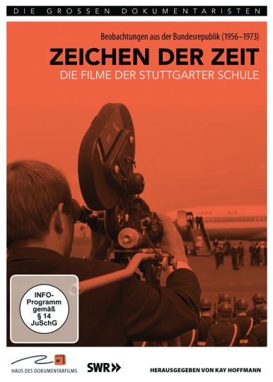 Zeichen der Zeit. Die Filme der Stuttgarter Schule 1956-1973. 5 DVDs.