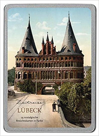 Zeitreise Lübeck. Postkarten-Set.