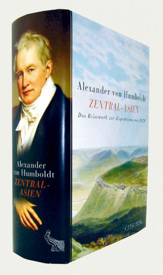 Zentral-Asien - Das Reisewerk zur Expedition von 1829