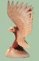 Adler aus Soar- Holz 30 cm Bild 1