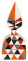 Alexander Girard. Sonderedition mit »Wooden Doll Nr. 12«. Bild 1