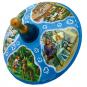 Blechkreisel mit Märchenmotiven. Bild 1
