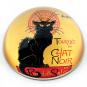 Briefbeschwerer Steinlen »Le Chat Noir«. Bild 1