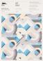 Briefpapierblock »Art déco«. DIN A5. Bild 1