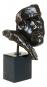 Bronzebüste »Der Schlafende«, Hommage an Salvador Dali. Bild 1