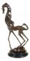 Bronzefigur »Hengst«, Hommage an Salvador Dali. Bild 1