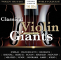 Classical Violin Giants. 8 Original-Alben. 10 CDs. Bild 1
