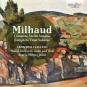 Darius Milhaud. Sonaten für Violine & Klavier Nr.1 & 2. 2 CDs. Bild 1